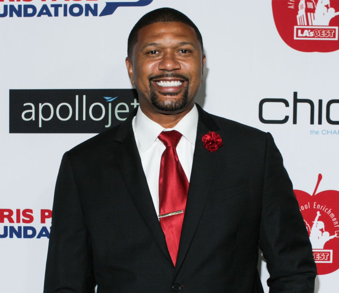 One on one with Jalen Rose
