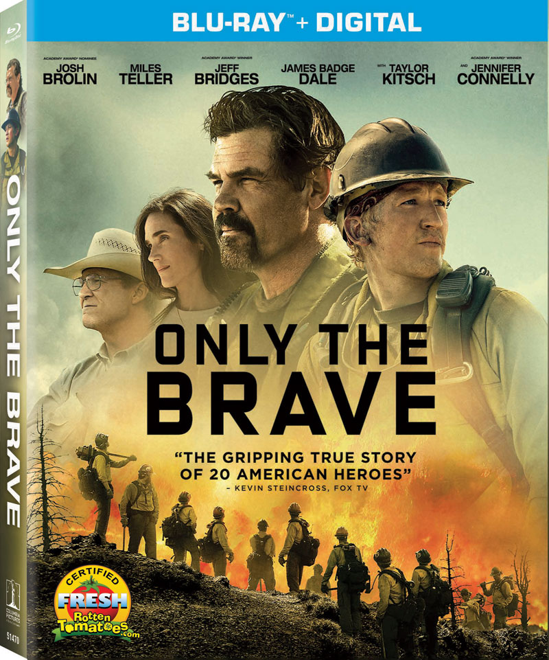 Columbia Pictures / Only the Brave